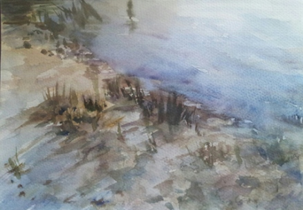 image, water color
